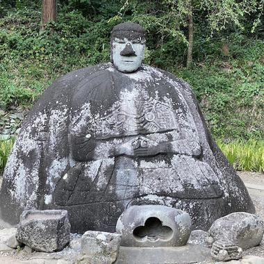 岡本太郎を虜にした万治の石仏