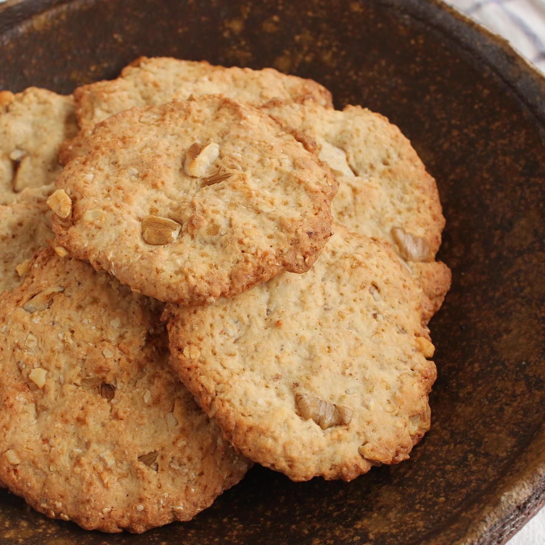 2020/04/22 完熟バナナのクッキー